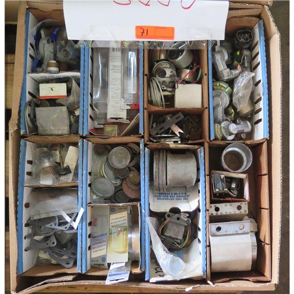 Box Misc Parts Air Hose Glad Hands, Brake Parts, Hoses, Gauges, Air Brake Parts