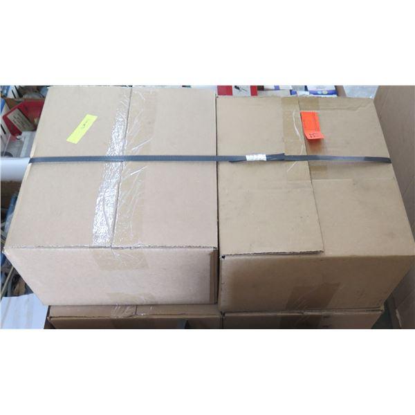 Qty 2 NAPA 50' Loom Split Flex Thick Wall Black 737300. EWT Triple Kit 73-0711-06