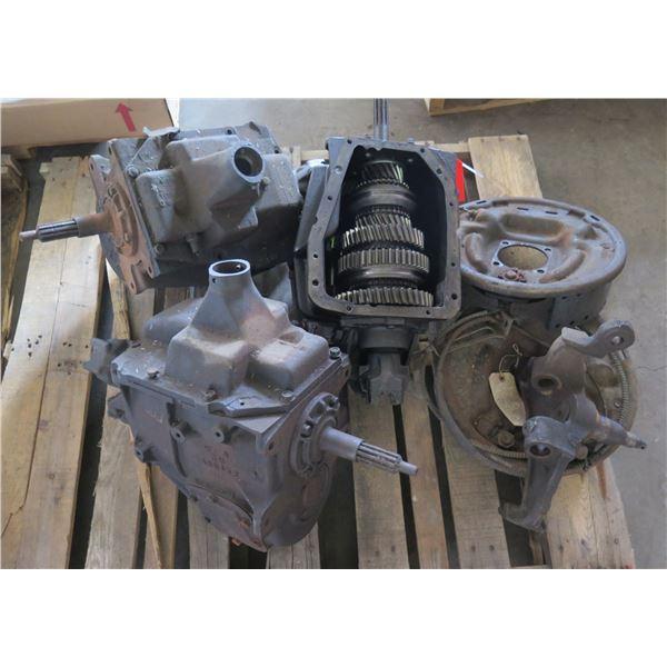 Pallet 3 Misc Transmissions & Parts