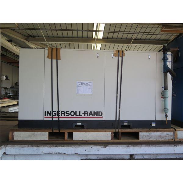 Ingersoll-Rand SSR-EP100 Air Compressor 100HP, Starts & Runs