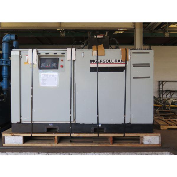 Ingersoll-Rand XFE50 Rotary Screw Air Compressor 60HP, Starts & Runs