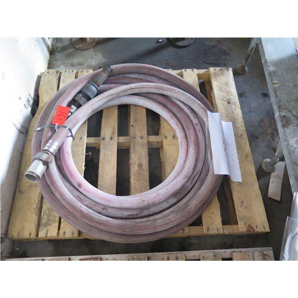 High Pressure Air Hose 50' Length