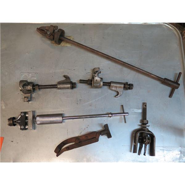 Bearing & Seal Pullers, Macrometers, etc ?
