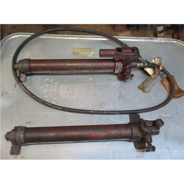 Qty 2 Blackhawk Jacks Hydraulic Frame Press Tools