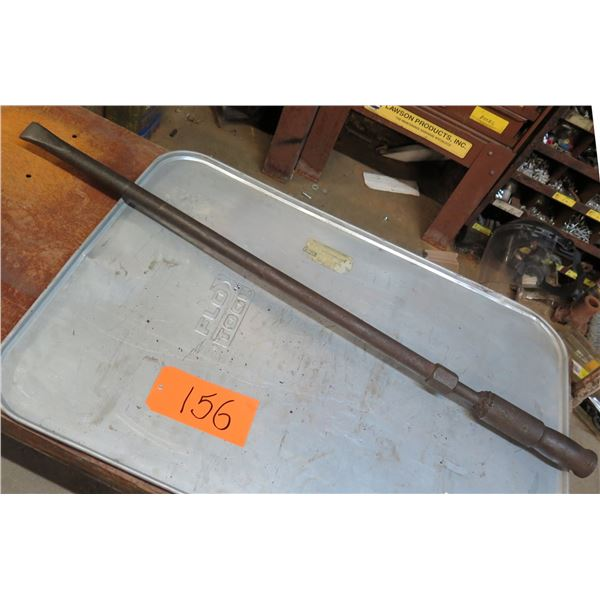 Shop Made Slide Hammer for Seal Replacement (Pry Bar?)