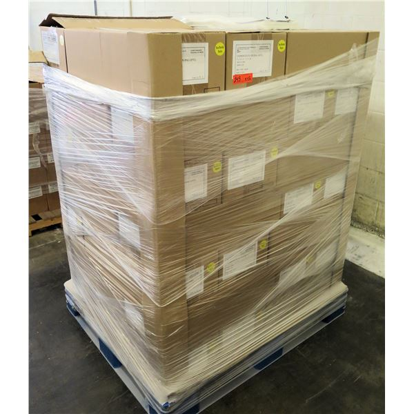 Qty 42 Boxes Broused-Whited Packaging Unprinted Plain Bags