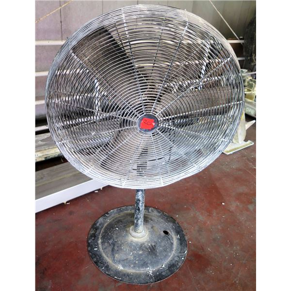Dayton Pedestal Warehouse Fan #1RWB4B