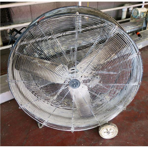Metal Rolling Floor Warehouse Fan #SFDC-900F