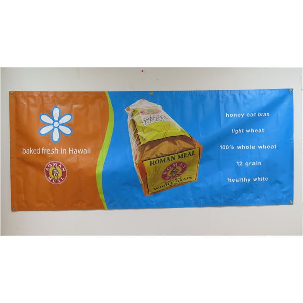 Love's Roman Meal Light Wheat Oat Bran Banner