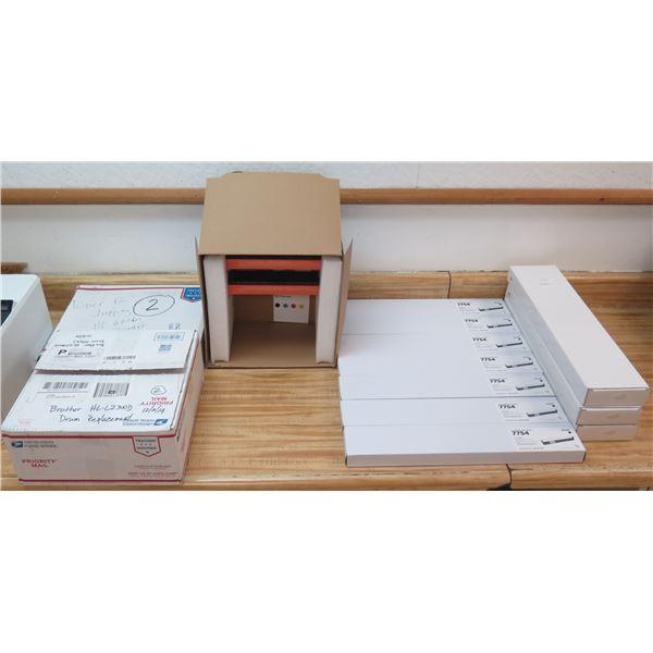 Multiple T-452 Ribbon, Epson 7754 Black Impact Printer Ribbon, Toner Cartridges