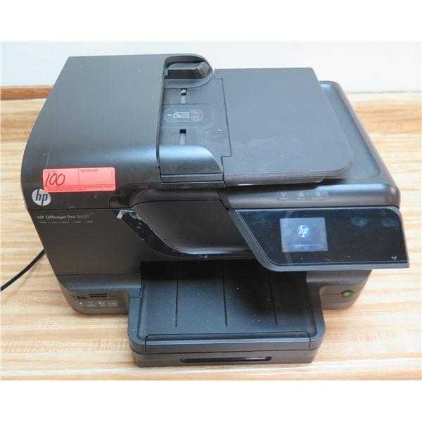 HP OfficeJet Pro 8600 Multi-Purpose Inkjet Printer