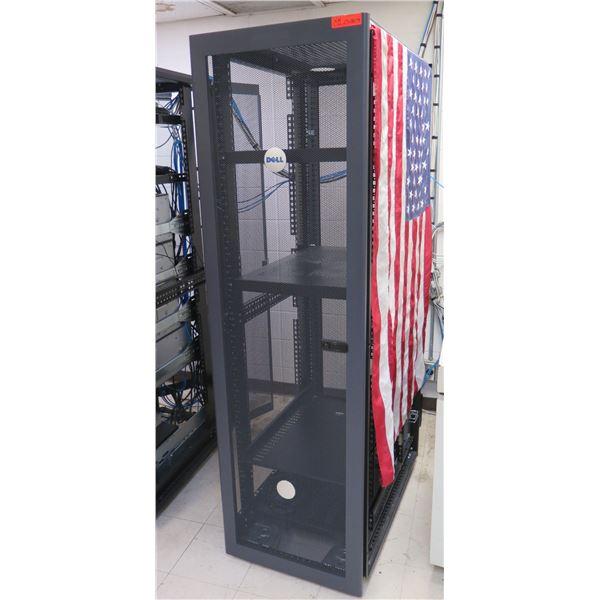 "Werk Rudolf DELL PS38S Locking Server Racks 23""x38""x79""H"