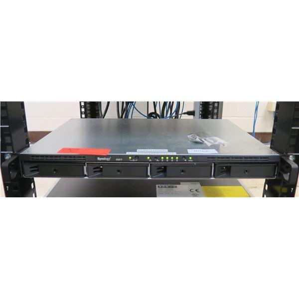 Synology RS819 Rack Station NAS Server