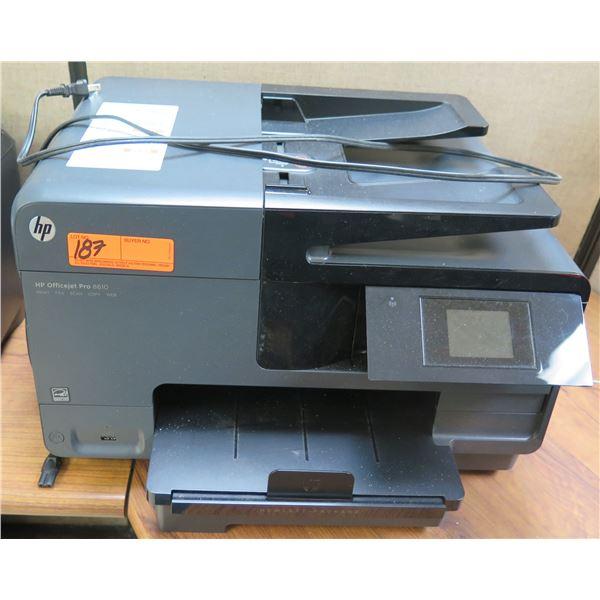 HP OfficeJet Pro 8610 Multi-Purpose Inkjet Printer