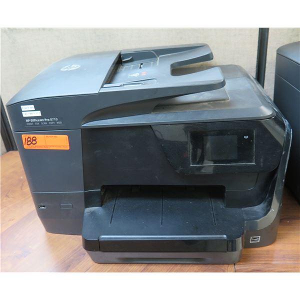 HP OfficeJet Pro 8710 Multi-Purpose Inkjet Printer