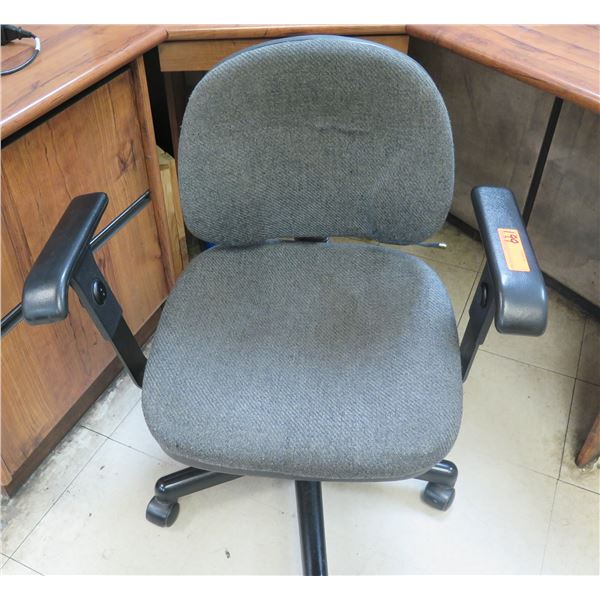 Rolling Office Chair w/ Armrest