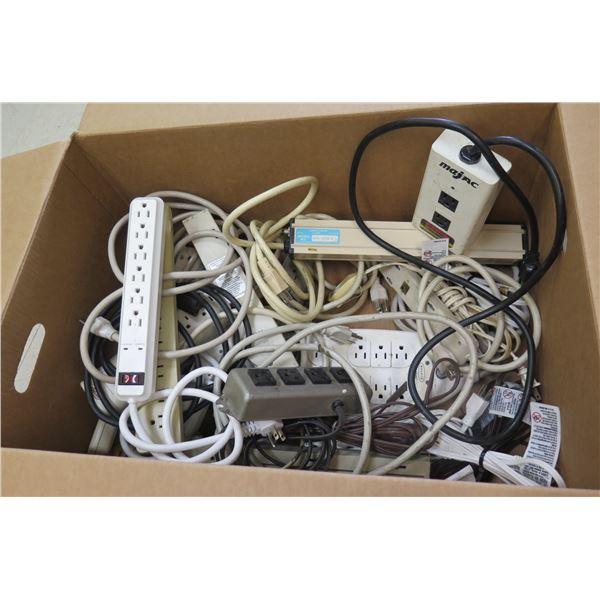 Box Multiple Surge Protectors & Power Strips