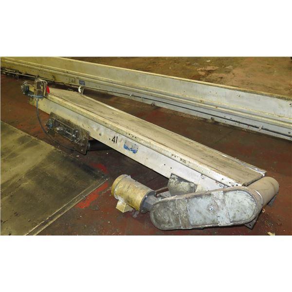 "Lanham Conveyor Belt 92""L x 23""W"