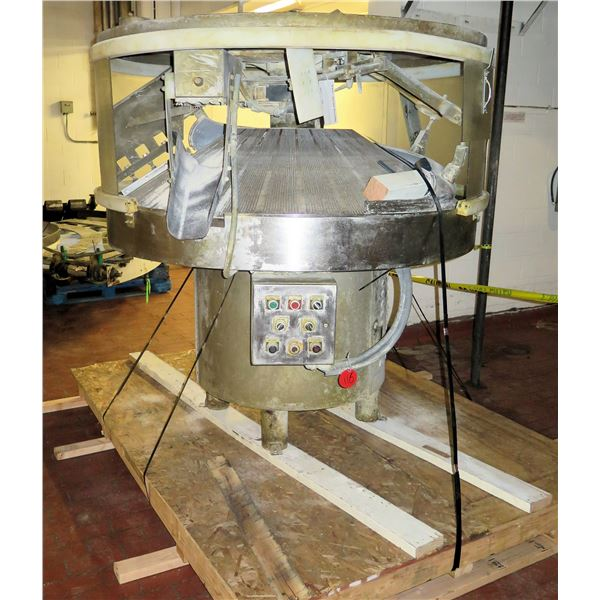 AMF Dough Cone Rounder 3 Phase 460V