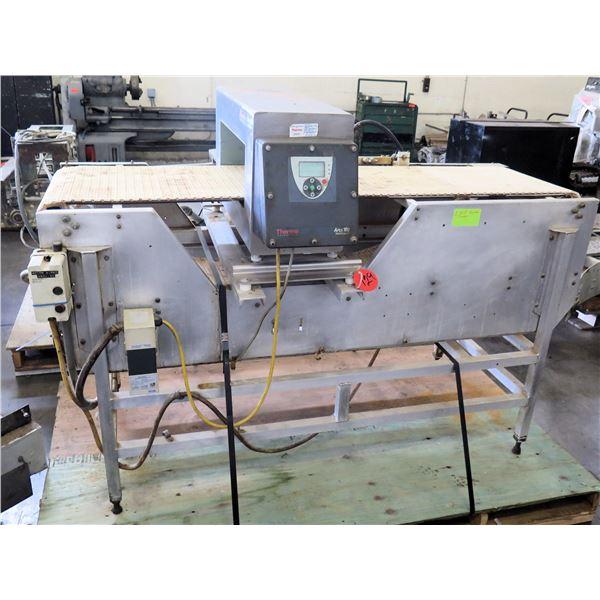 "Goring Kerr Thermo Scientific Metal Detector Apex 100 72N ISNT A3 72""L x 19""W"