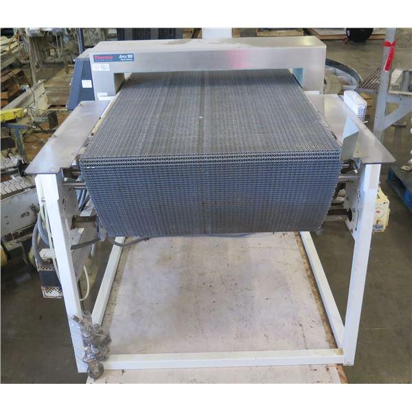 "Goring Kerr Thermo Scientific Metal Detector Apex 100 72N ISNT A3 62""L x 36""W"