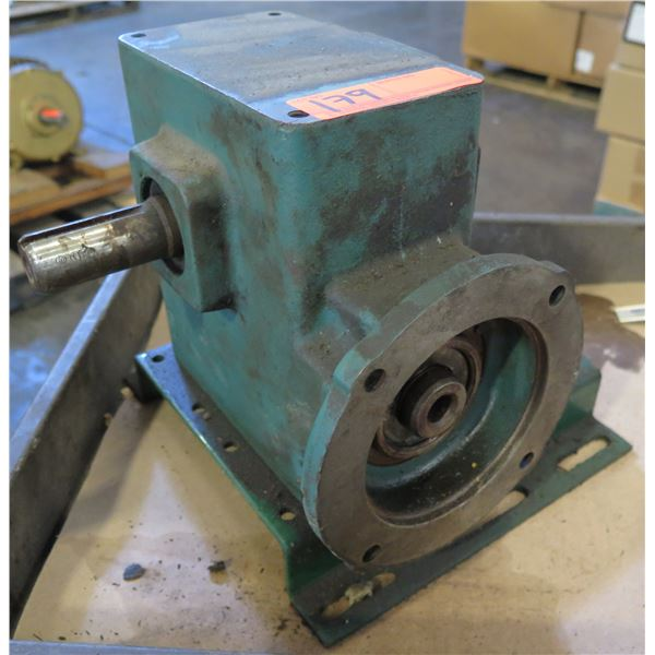 Reliance Electric Relialube System Gear Box