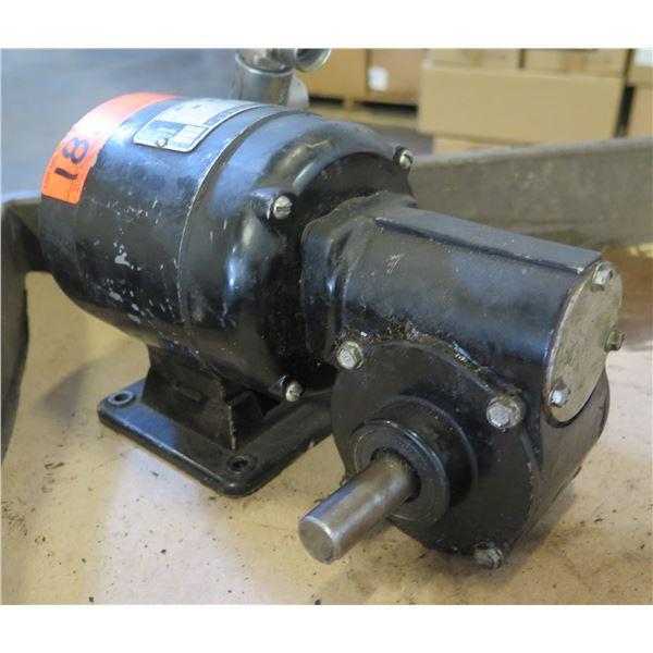 Bodine Electric Company NPP-34RH Gearmotor