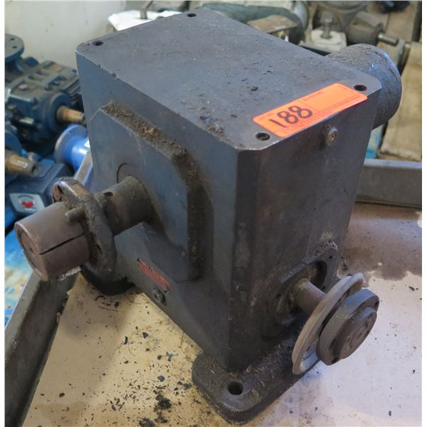 Grove Gear IronMan B832-02-D Gear Box