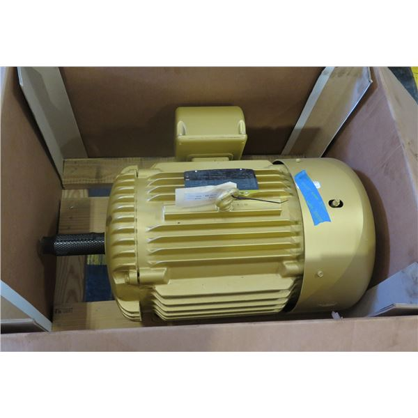 Baldor Reliance SuperE Motor EM4103T New in Box