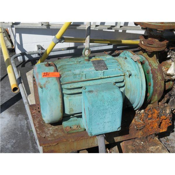 Baldor Industrial Motor JMM4108T