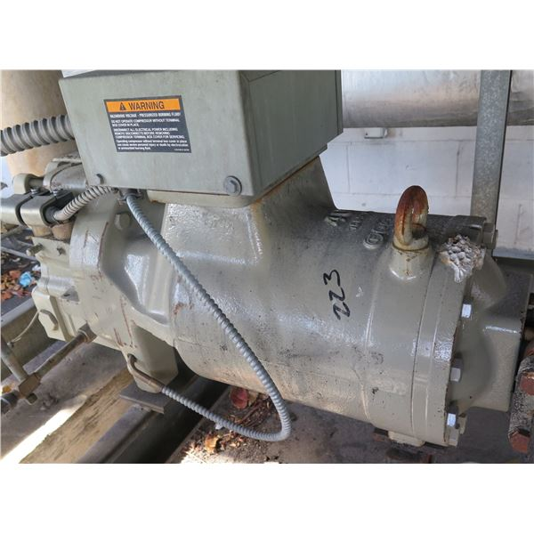 Trane Helirotor Compressor CHHN040TKK0R050AMNN