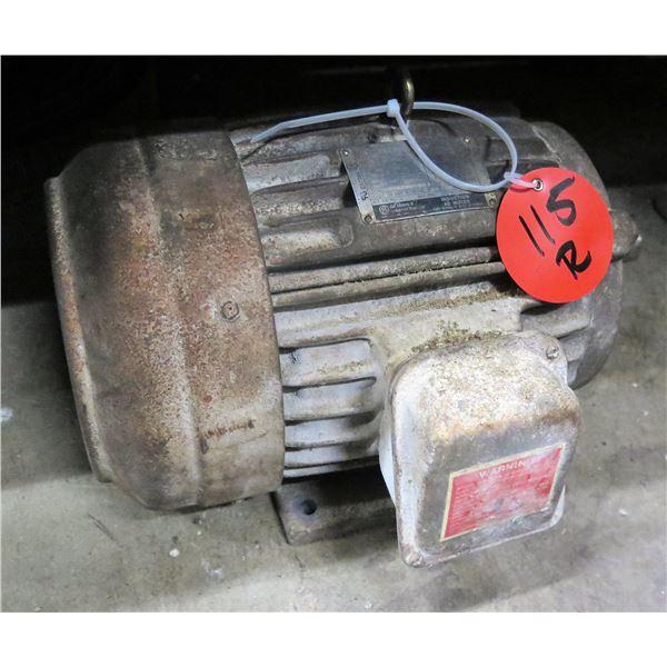GE Motors Induction AC Motor SKE184BC305