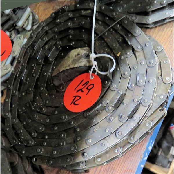 "Coil Gear Roller Chain 12""W"
