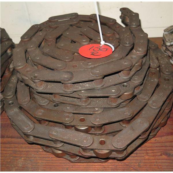 "Coil Gear Roller Chain 7""W"