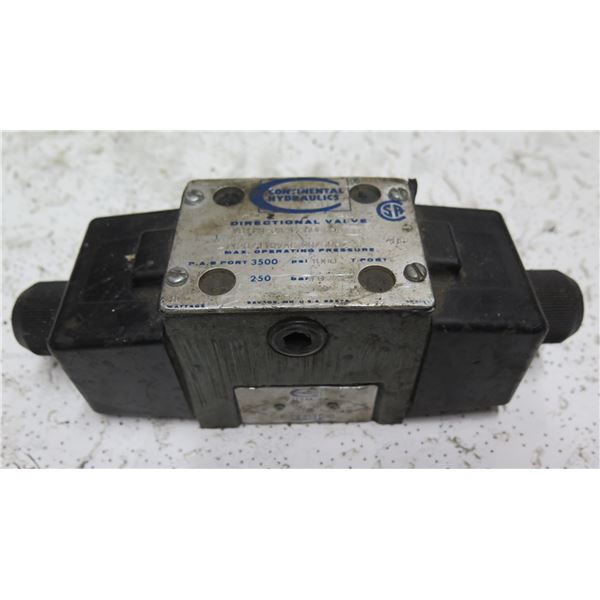 Continental Hydraulics Directional Valve VS12M-2A-G-6OL-H