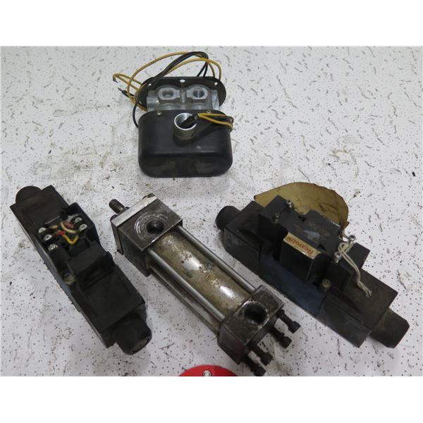 Rexroth Hydraulics Bread Pan Installers, Humphrey Air Valve, etc