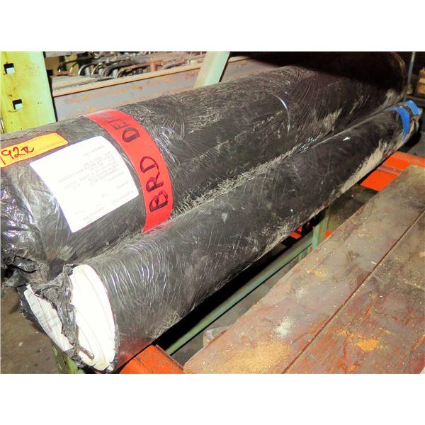 Multiple Rolls Fabricated Belt Width 044.000 Len 3 Ply Lap Splice Bias Endless