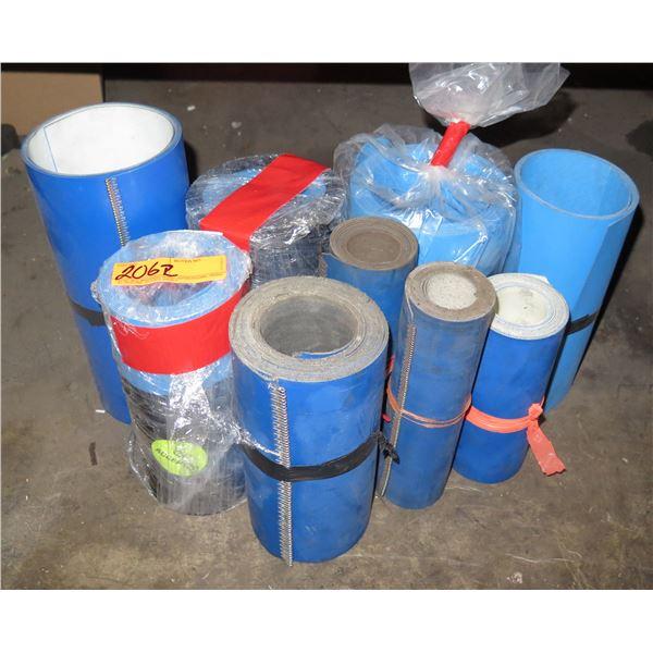 Multiple Rolls Ammeraal Biotech Green Rubber Kennedy AG Ropanyl EM 8/2 00+02
