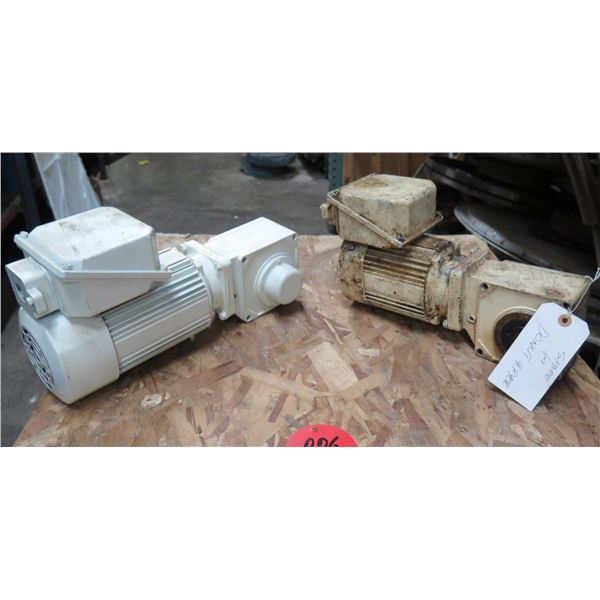 Sumitomo SM-Cyclo 3 Phase Induction Motor & SM-Hyponic Motor RNYMS05-1110/A-5
