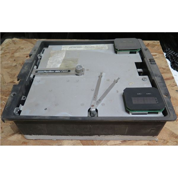Partlow MRC 7000 Circular Temperature Recorder Process Control