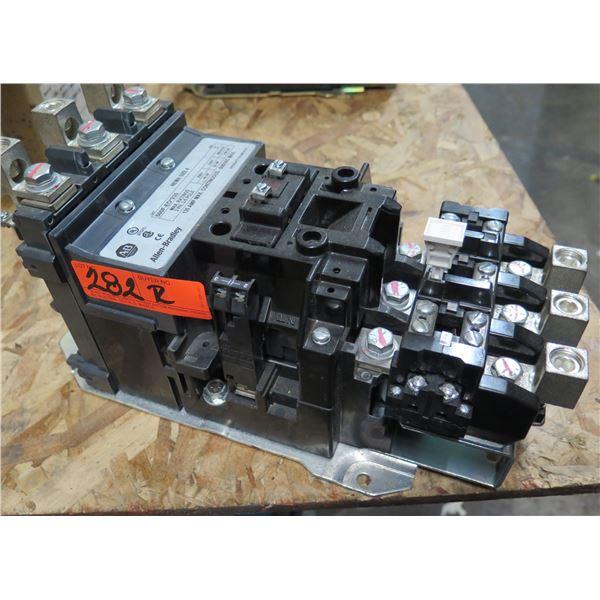 Allen-Bradley Overload Relay 40185-801-01 & Starter Contactor 500E-EO*930