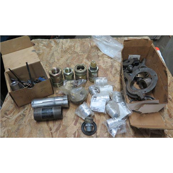 Multiple Couplings, Aluminum Cord Correctors, Gears, etc