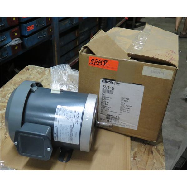Marathon Electric A-C Motor 5K49KN4124
