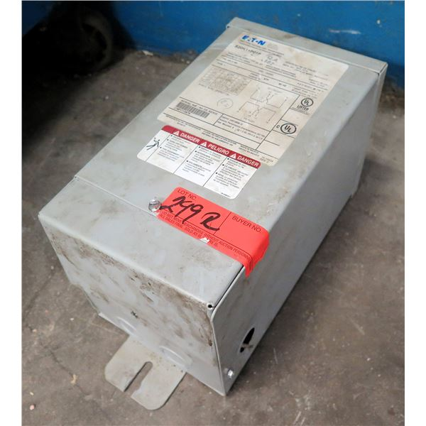 Eaton Dry-Type Distribution Transformer S20N11P01P