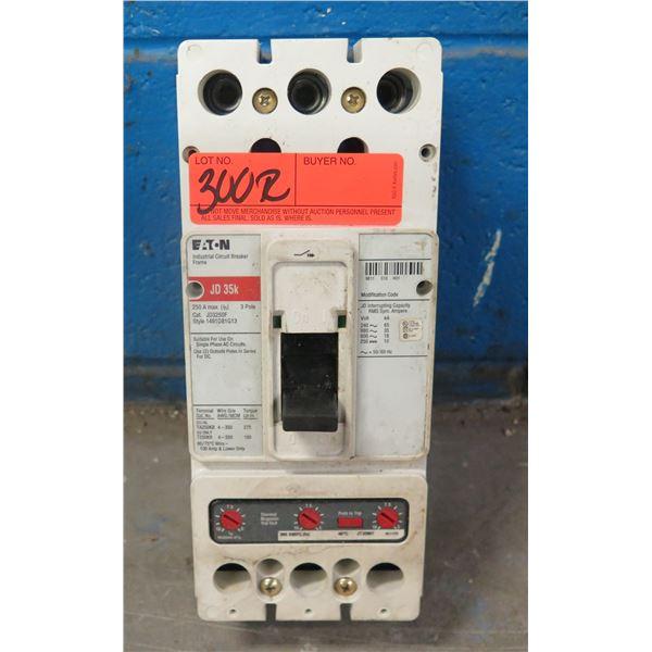 Eaton Industrial Circuit Breaker Frame JD 35k