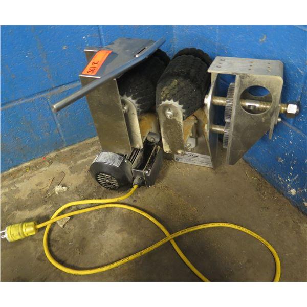 Kwik Lok  ML 1082L8 Bag Closing Machine w/ Small Motor V0909D0045