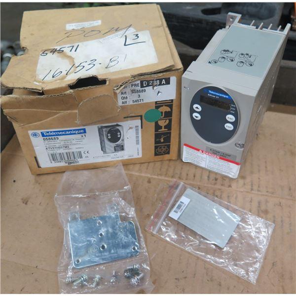 Telemecanique Altivar 31 Variable Speed Drive in Box ATV31H037M2