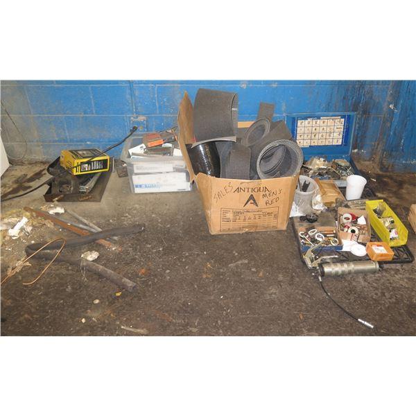 Multiple Brackets, Gaskets, Air Fittings, Tools, Gear Roller Chain, Bearings, Hardware, etc