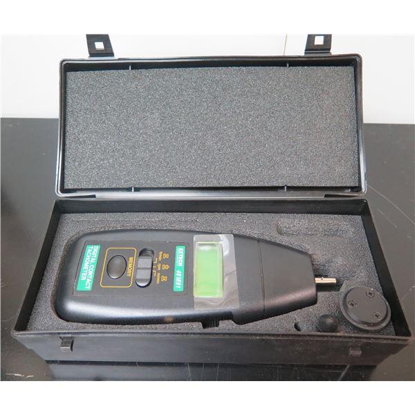 Digital Contact Tachometer H365533 in Hard Case