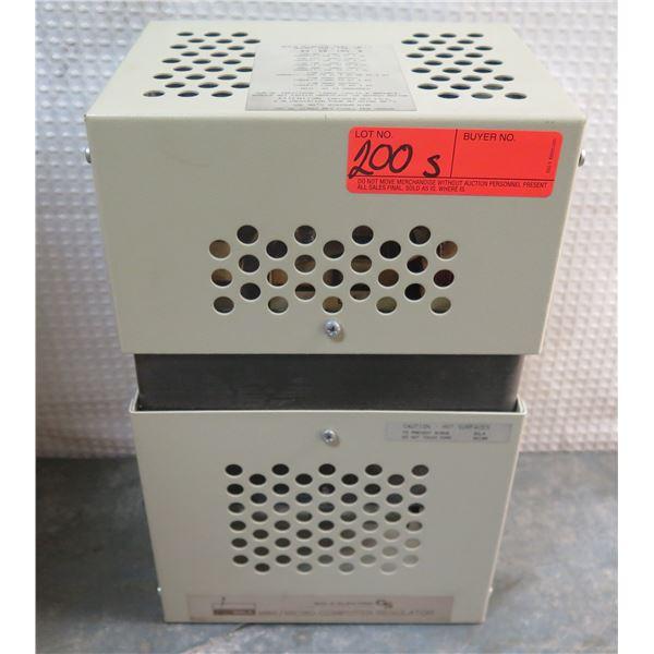 Sola Electric Mini/Micro Computer Regulator